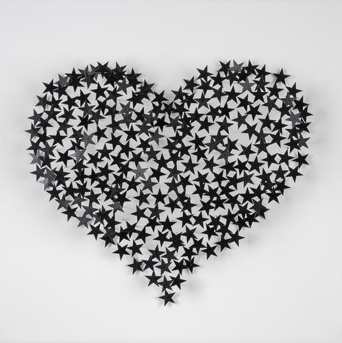 Black Star Heart